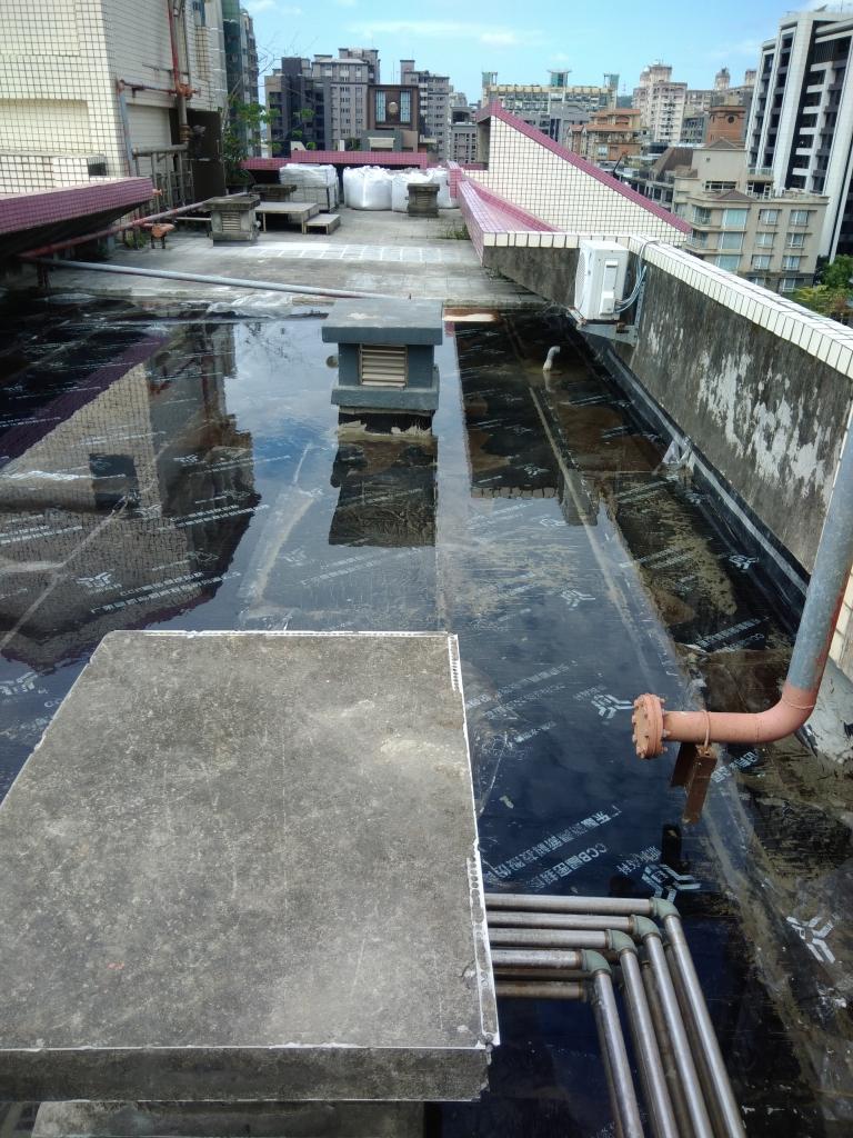CCB反應氈防水